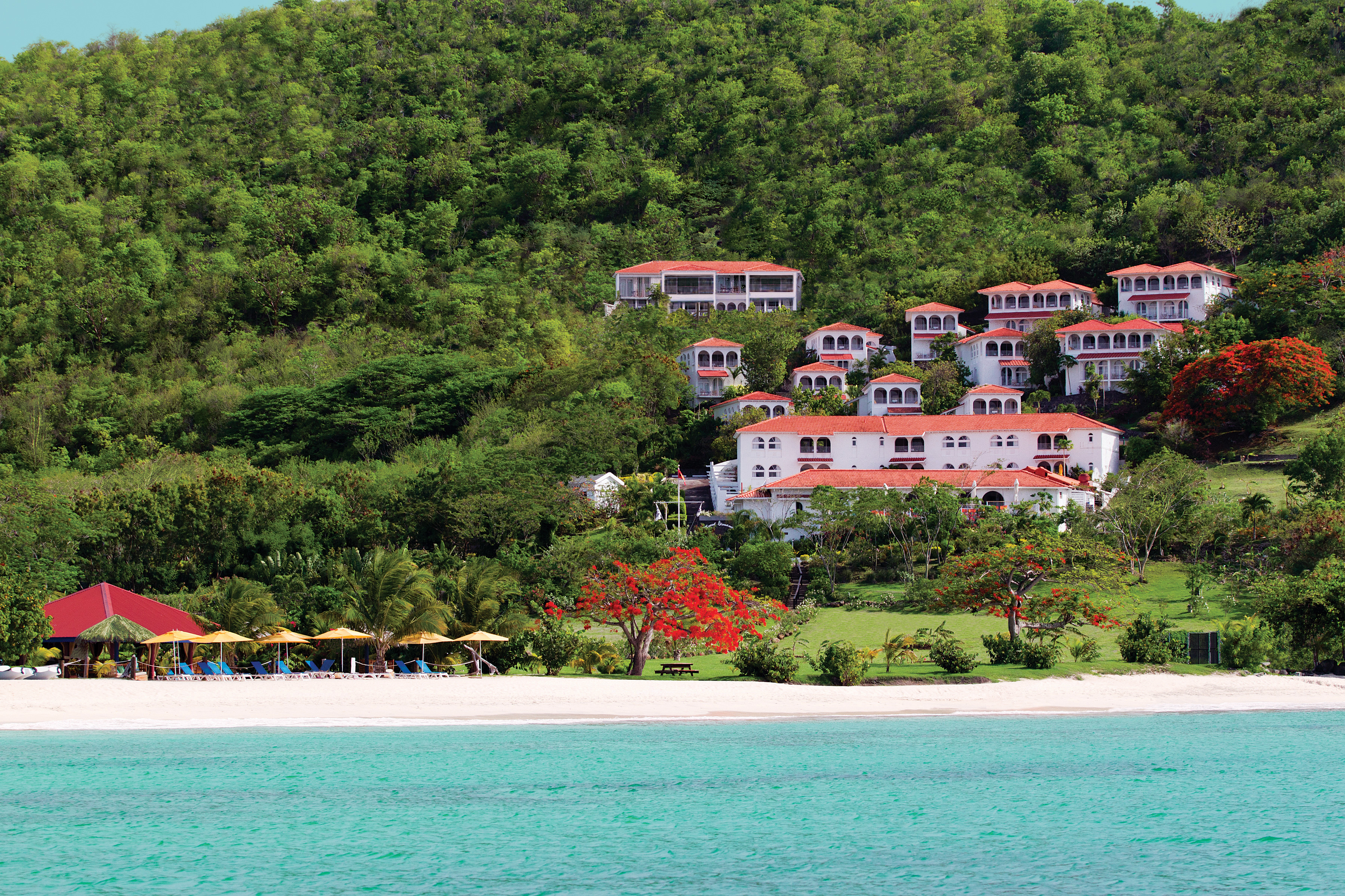 Mount Cinnamon Resort Beach Club Grenada