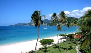 Grand Anse Beach from Radisson Grenada Beach