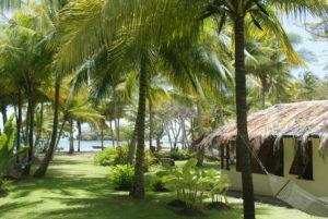 Petit Bacaye towards beach